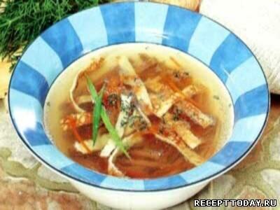 Суп-панадель