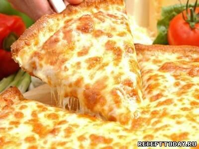 Пицца «Сырная»