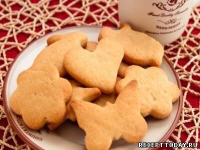 Печенье рецепты песочное