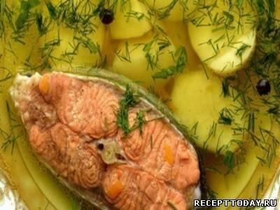 Рецепт Рыбный суп в мультиварке
