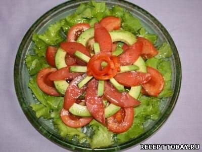 Салат Новогодний шарм