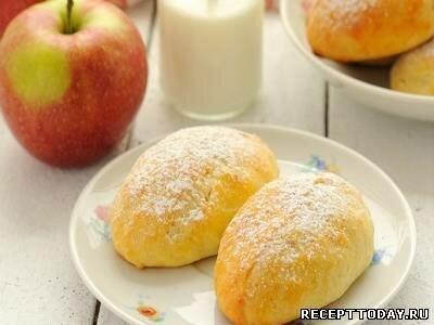 Рецепт Пироги с яблоками