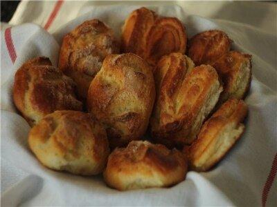 Тесто в хлебопечке для булочек