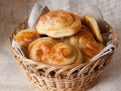Тесто для плюшек в хлебопечке