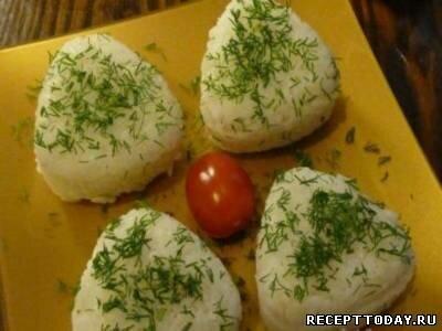 «Онигири»(рисовые колобки с начинкой)