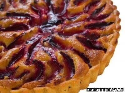 Баварский сливовый пирог