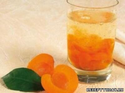 Коктейль апельсиново-персиковый