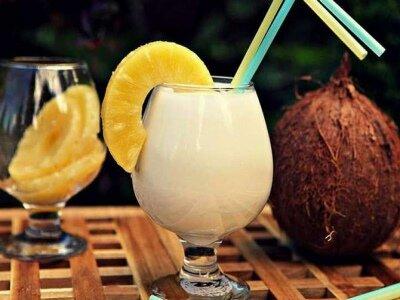 Алкогольный коктейль на 8 марта