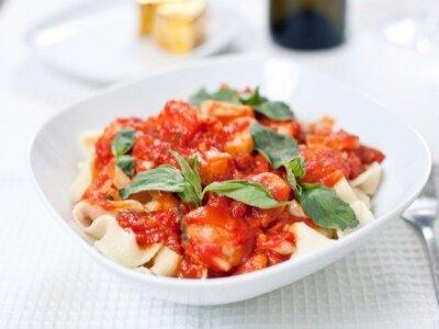 Итальянская паста в домашних условиях